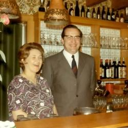 Derde generatie, restaurant 't Damberd, Lichtervelde