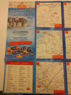 Publiciteit van Soubry, Roeselare, deel 2