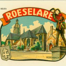 Sticker Rodenbach, Roeselare