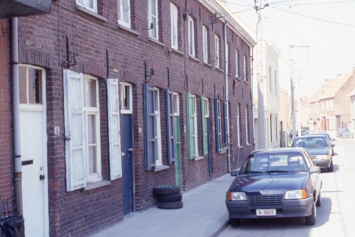 Arbeiderswoningen Gitsestraat, 1997