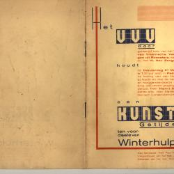 Uitnodiging tot muziekuitvoering, Roeselare,  1941