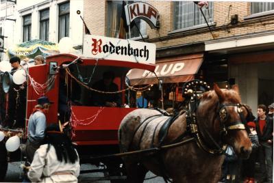 Karnavalstoet Roeselare, 1985