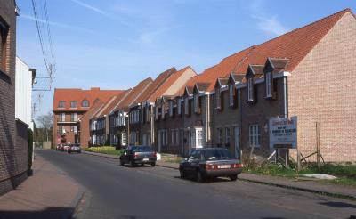 Straatzicht Gaaipersstraat, 1997