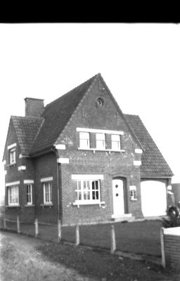 Huis in Roeselare, 1957