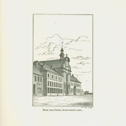 Verschillende afbeeldingen van Roeselare vroeger.