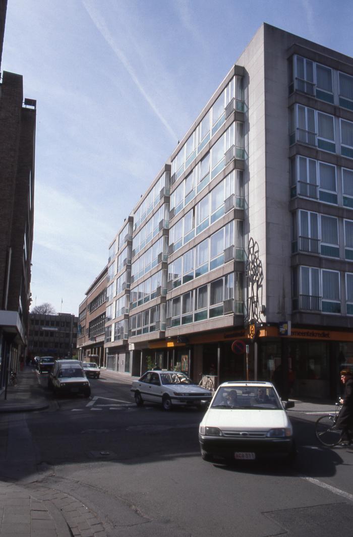Straatzicht Hendrik Consciencestraat, 1997