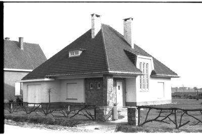 Villa in Rumbeke, 1957