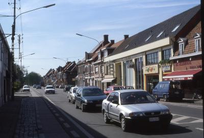 Straatzicht Brugsesteenweg, 1997