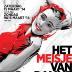 """Affiche van de Toneel- en Operetteopvoering """"Het meisje van Damme"""" door het  Roeselaars Lyrisch Gezelschap """"Kunst Veredelt"""", Roeselare, 2014"""