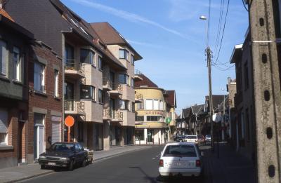 Kruispunt Désiré Mergaertstraat - Noordstraat, 1997
