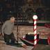 """Affiche van de Toneel- en Operetteopvoering """"Een nacht in Venetië"""" door het  Roeselaars Lyrisch Gezelschap """"Kunst Veredelt"""", Roeselare, 2004"""