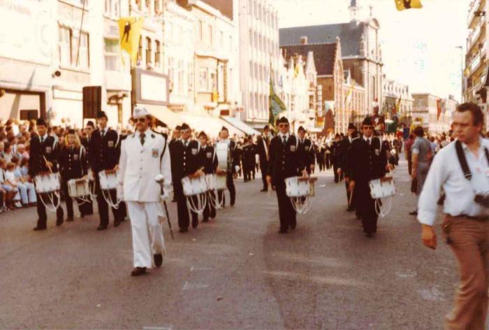 50 jaar batjesstoet, Koninklijke Harmonie 'Het Gildemuziek' Roeselare