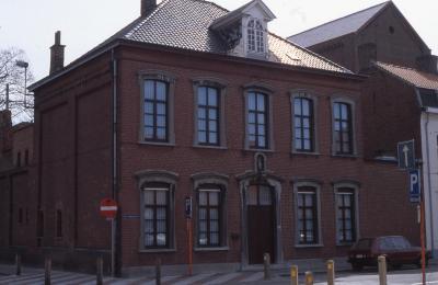 Pastorij Sint-Amandsparochie, 1997