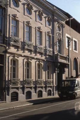 Geklasseerde herenwoning Hendrik Consciencestraat, 1997
