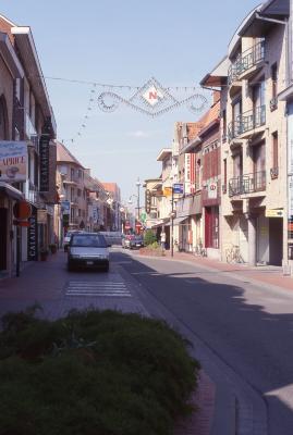 Straatzicht Noordstraat, 1997