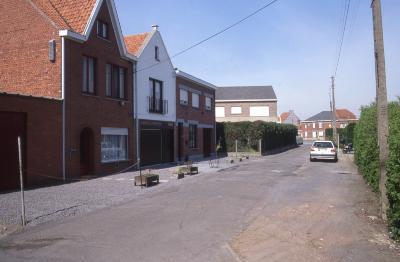 onbekend straatzicht in Roeselare, 1997
