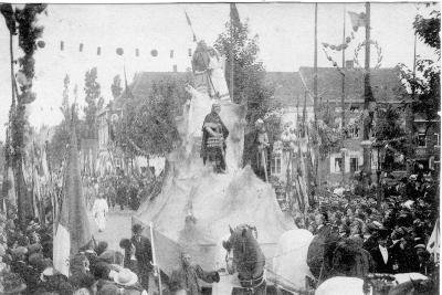 Rodenbachstoet, wagen Gudrun, 1909