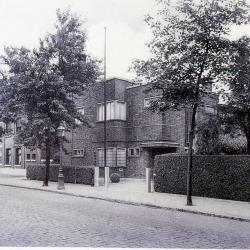 Villa naar ontwerp De Bruycker, Beversesteenweg, jaren 1950