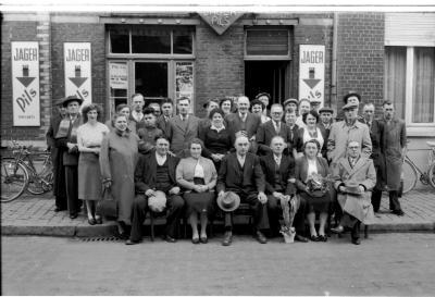 Café De Supporter, Izegem 1957