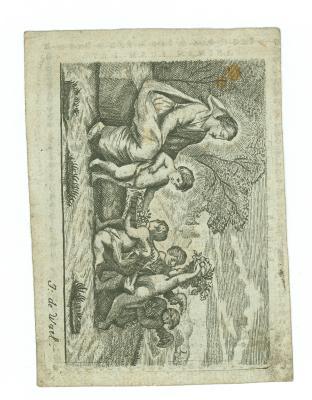 Bidprentje van EH Martinus Vincentius Buseine