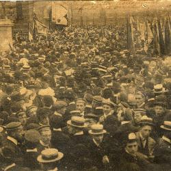 Rodenbachstoet, familie Rodenbach dankt, 1909