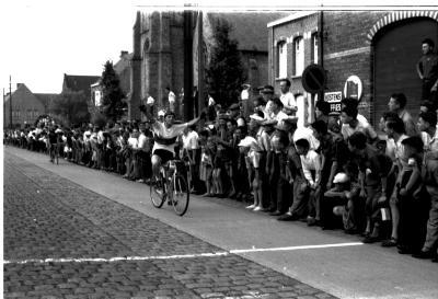 Wielerkampioenschap van West-Vlaanderen: Freddy Toulouse wint, Beitem 1957