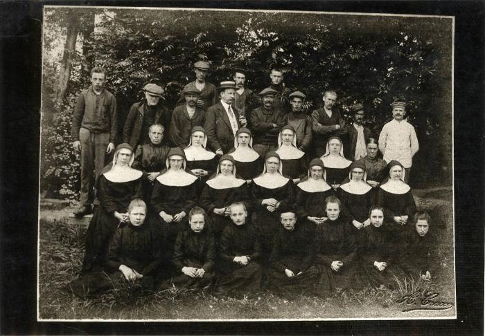Medewerkers van het Klein Seminarie