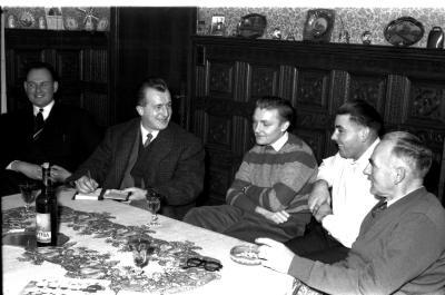 Interview Luc Vanmoerkerke, Izegem, 1959