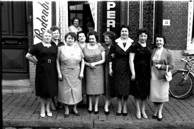 "Vrouwen ""Burgerswelzijn"", Izegem, 1959"