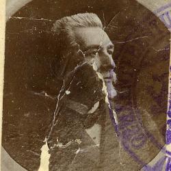 Victor Allard Cauwe, brouwer, 1914