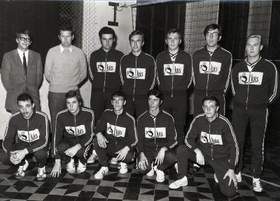 Volleybalclub The Jets Roeselare, 1970