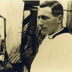 Kanunnik Karel Dubois, ca. 1938
