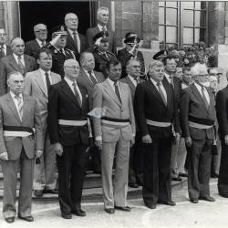 Groet door stadsbestuur, 1982