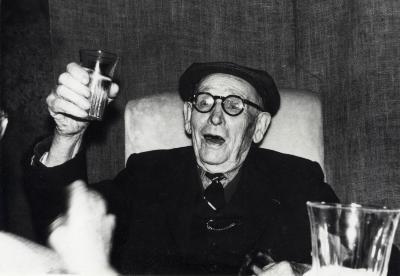 Honderdjarige Emiel Carbon, 1964