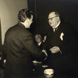 Burgemeester Joseph De Nolf