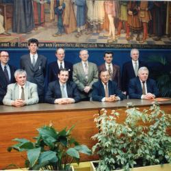 Schepencollege Roeselare, 1995
