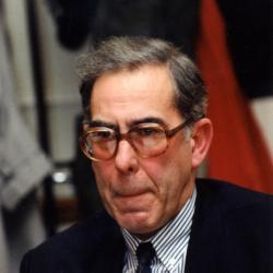 Roger Colman, voorzitter van de culturele raad en De Spil, 1993