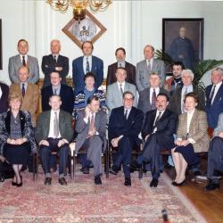 Installatie Raad van Bestuur C.C. De Spil, 1994