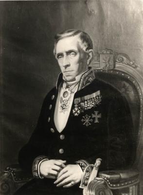 Portret Alexander Rodenbach