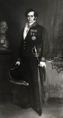 Portret Constantijn Rodenbach