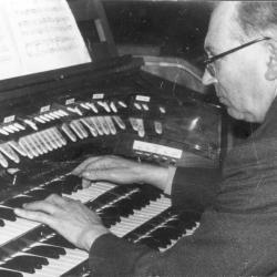 Joseph Hanoulle, ca. 1970