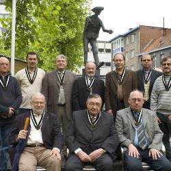 Berek Maten van Peegie, 2007