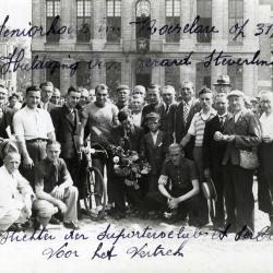 Supportersclub Albert Sercu, 1943