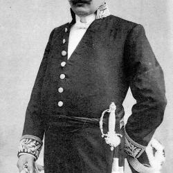 Burgemeester Jan Mahieu-Liebaert