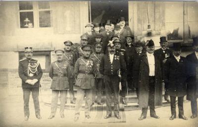 Eerste Wapenstilstandviering, 1919