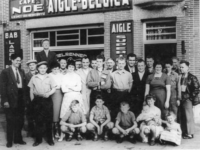 Supportersclub Willy en Hugo Desmet, Beveren