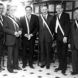 Ridders van de orde van 't Manneke uit de Mane