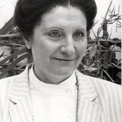 Schepen Lut Vermeersch, 1986
