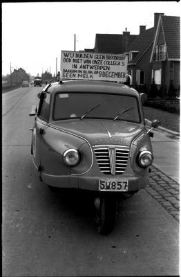 Melkwagen Bogaert, Izegem, 1959