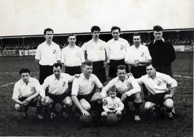 Voetbalploeg S.K. Roeselare, 1955-1956